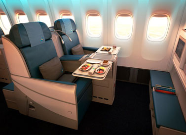 پرواز به business-class-ukraine-airlines