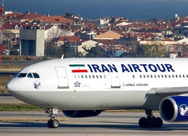 پرواز به iran-air-tour-plane
