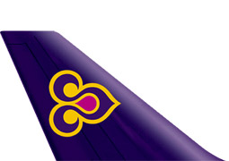 پرواز به logo-thai-airways