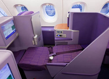 پرواز به thai-airways-royal-silk-class