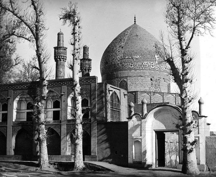 مدرسه سلطانی اصفهان