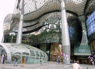 مراکز خرید لوکس سنگاپور