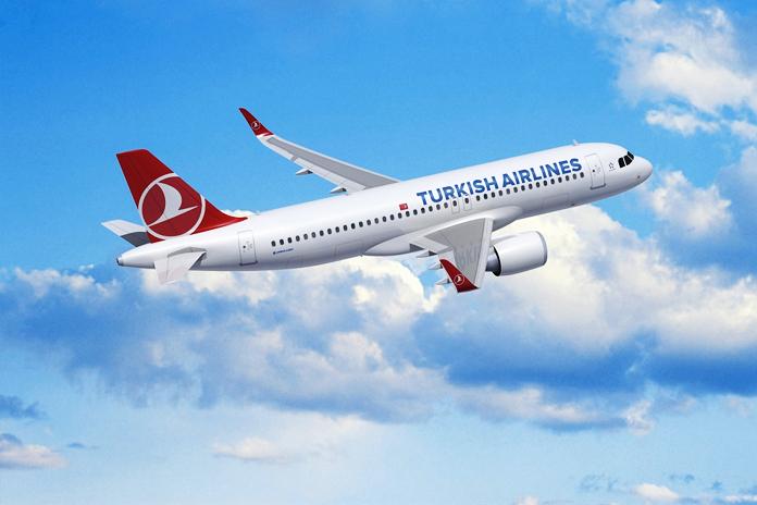 ناوگان هواپیمایی ترکیش