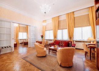Ventana Hotel Prague - 02