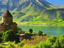 بهترین زمان سفر به وان در ترکیه
