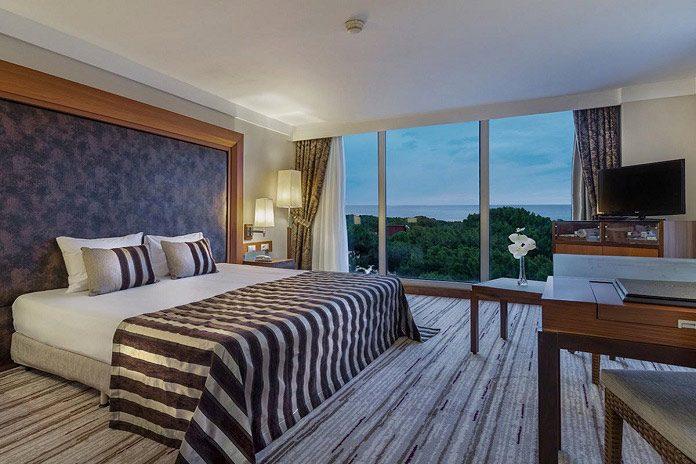 هتل ریکسوس سان گیت آنتالیا