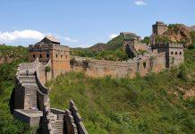 بازسازی دیوار چین به کمک پهبادهای شرکت اینتل