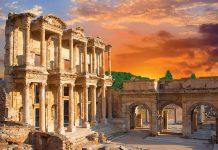 شهر تاریخی اِفِسوس ترکیه
