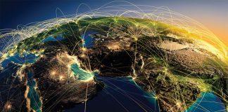 پرتردد ترین مسیرهای پروازی جهان
