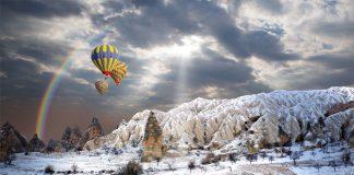 مزایای سفر به ترکیه در فصل زمستان