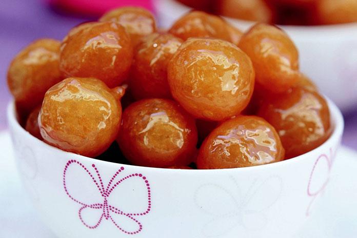 شیرینی لُر - غذاهای ازمیر
