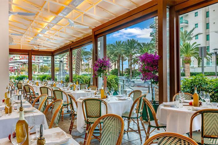 رستوران ل پتیت میسون دبییکی از بهترین رستوران های دبی