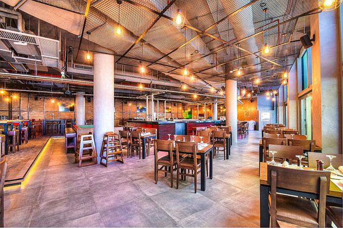 رستوران لوکا یکی از بهترین رستوران های دبی