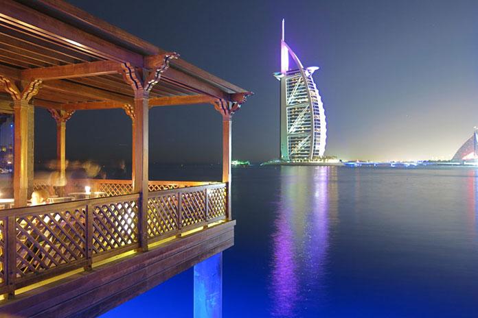 رستوران پییر شیک یکی از بهترین رستوران های دبی