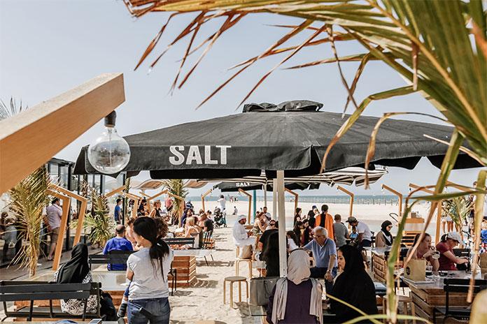 رستوران سالت یکی از بهترین رستوران های دبی