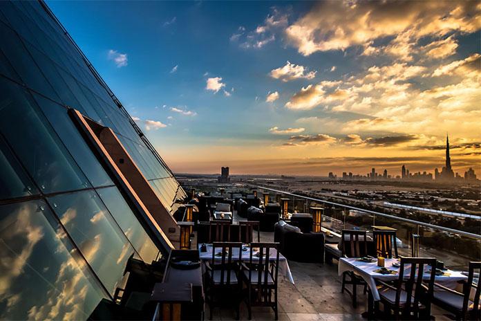 رستوران تومو یکی از بهترین رستوران های دبی