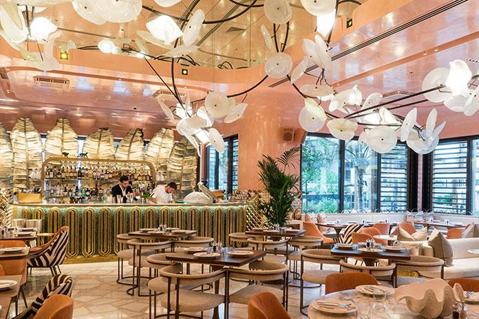 رستوران تاشاس - یکی از بهترین رستوران های دبی