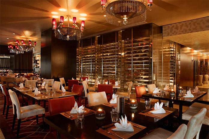 رستوران تئاتر یکی از بهترین رستوران های دبی