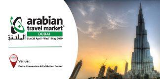 نمایشگاه گردشگری ای تی ام دبی 2019
