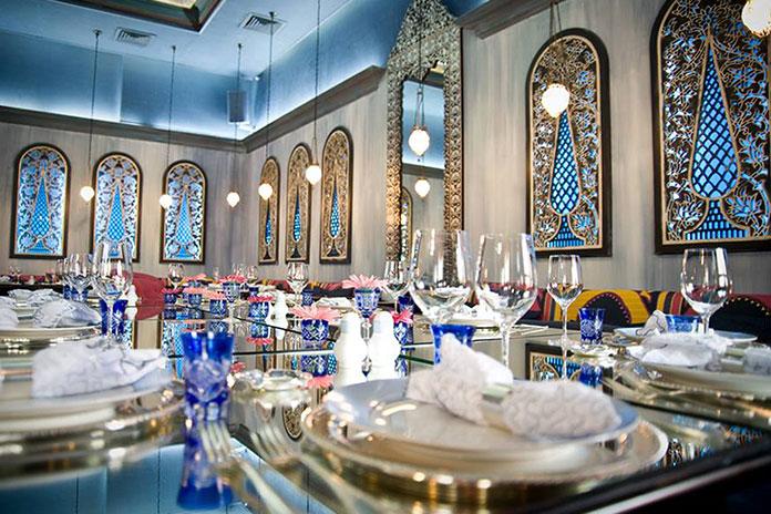 رستوران ام شریف یکی از بهترین رستوران های دبی
