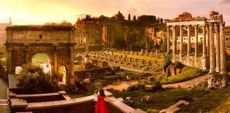 آشنایی با جاذبه های شهر رم