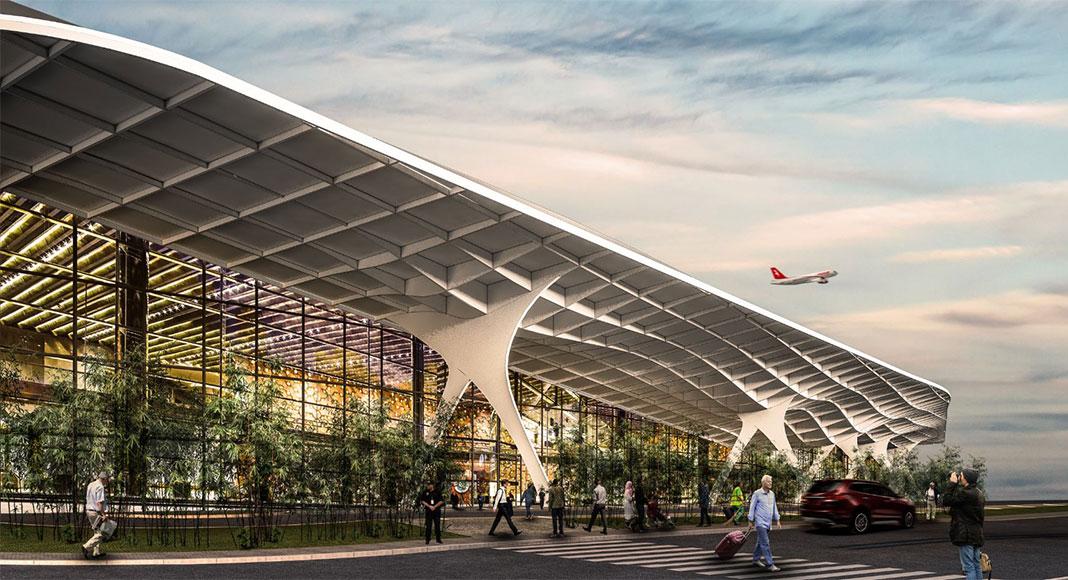 ترمینال سلام فرودگاه بینالمللی امام خمینی