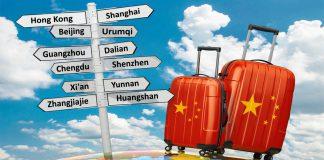 پروازهای داخلی چین
