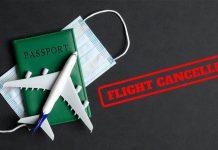 شرایط کنسلی پروازهای خارجی