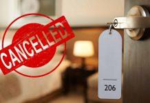 شرایط کنسلی هتل