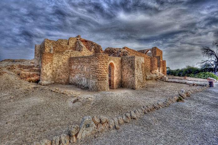 شهر باستانی حریره کیش - جاهای دیدنی کیش