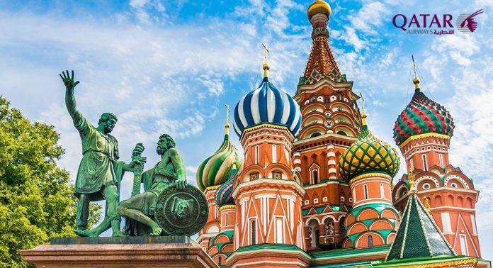 پروازهای مسکو هواپیمایی قطر