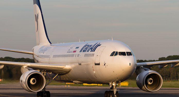 پروازهای خارجی فوق العاده ایران ایر