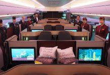 پروازهای قطر ایرویز از ایران