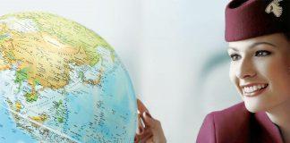 بخشنامه های هواپیمایی قطر ایرویز