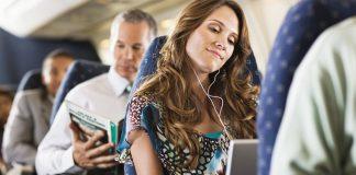 سفری راحت در پروازهای طولانی